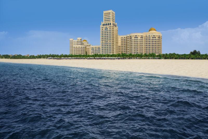 Waldorf Astoria Ras Al Khaimah Strand