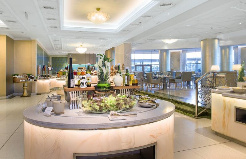 Waldorf Astoria Ras Al Khaimah Bar