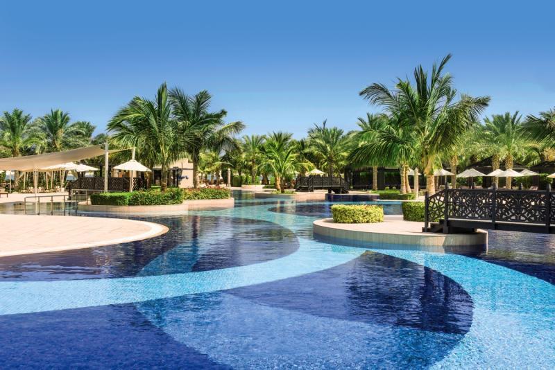 Waldorf Astoria Ras Al Khaimah Pool