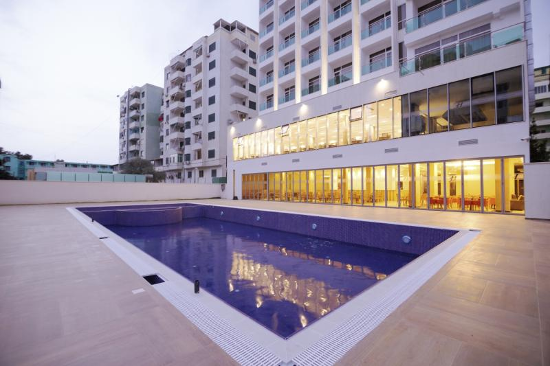 Horizont Hotel Pool