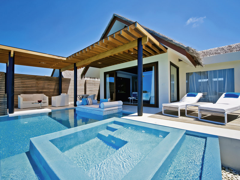 Niyama Private Islands Maldives Wohnbeispiel