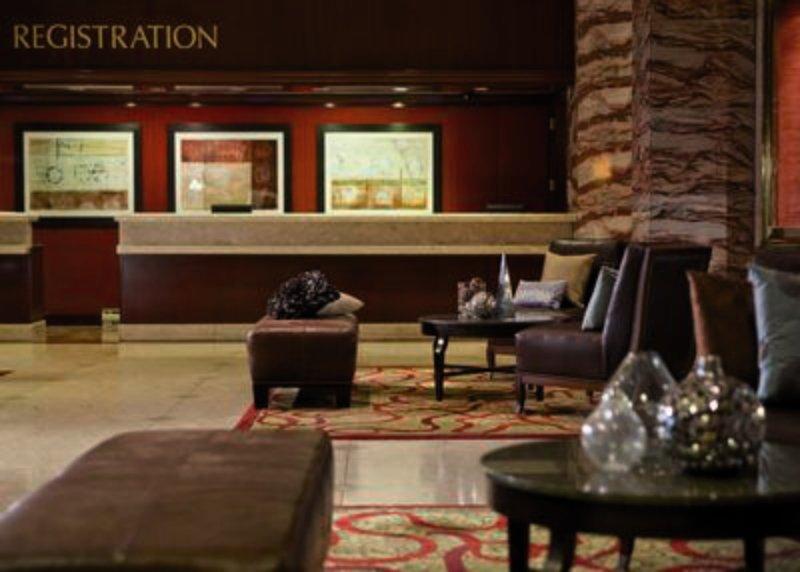 Renaissance Austin Lounge/Empfang