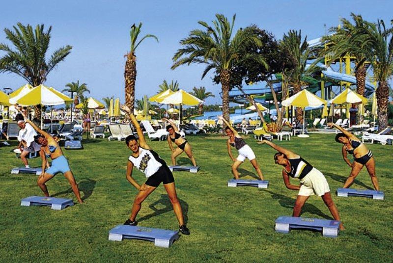 Selge Beach Resort & Spa - Halal Hotel Sport und Freizeit