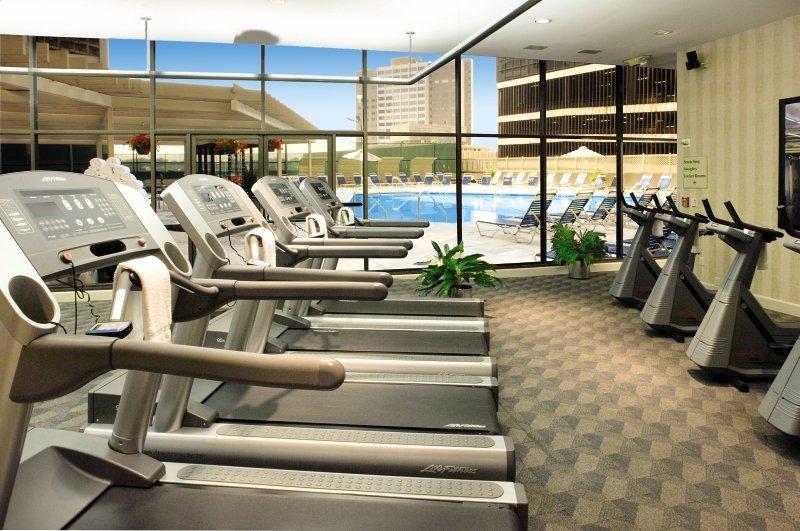 Hilton Atlanta Sport und Freizeit