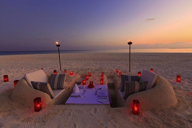 Velassaru Maldives Strand