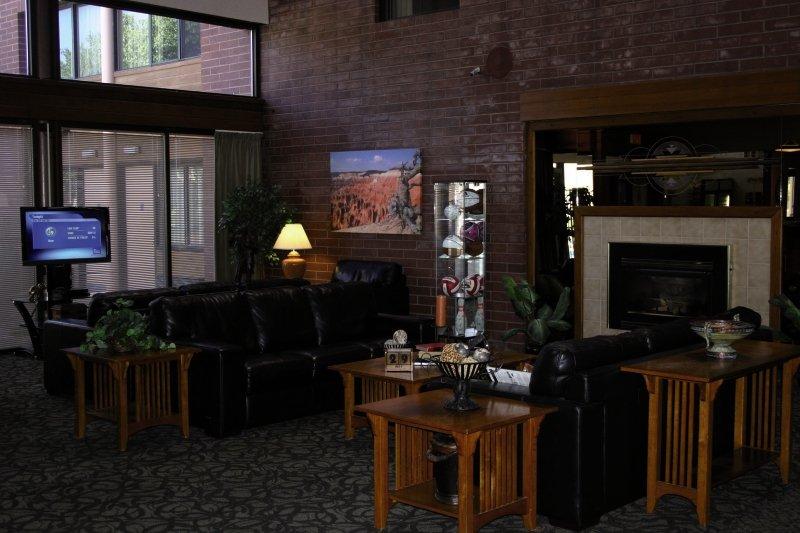 Ramada Cedar City Lounge/Empfang