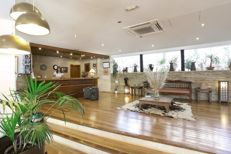 Araxa Lounge/Empfang