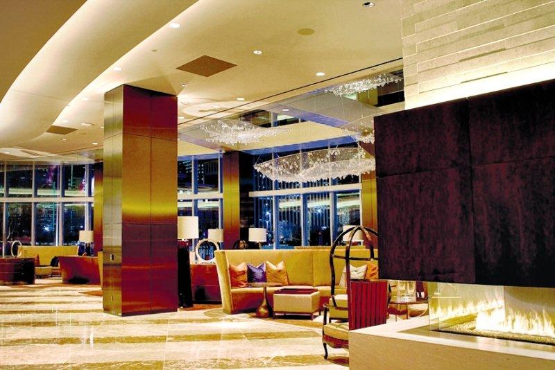 Omni Dallas Lounge/Empfang