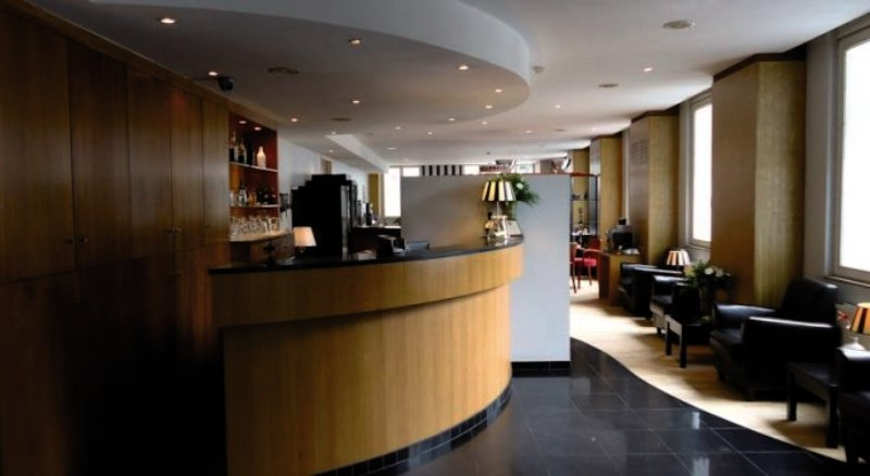 Best Western City Centre Lounge/Empfang