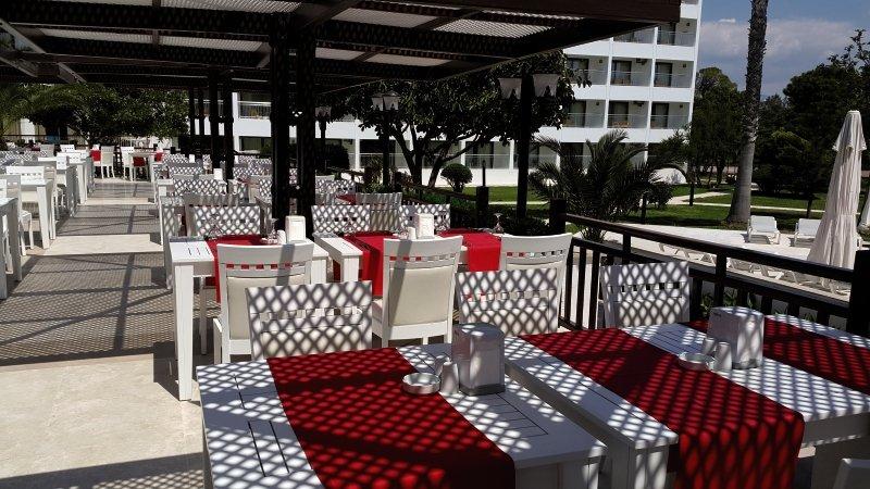 Serra Park  Restaurant