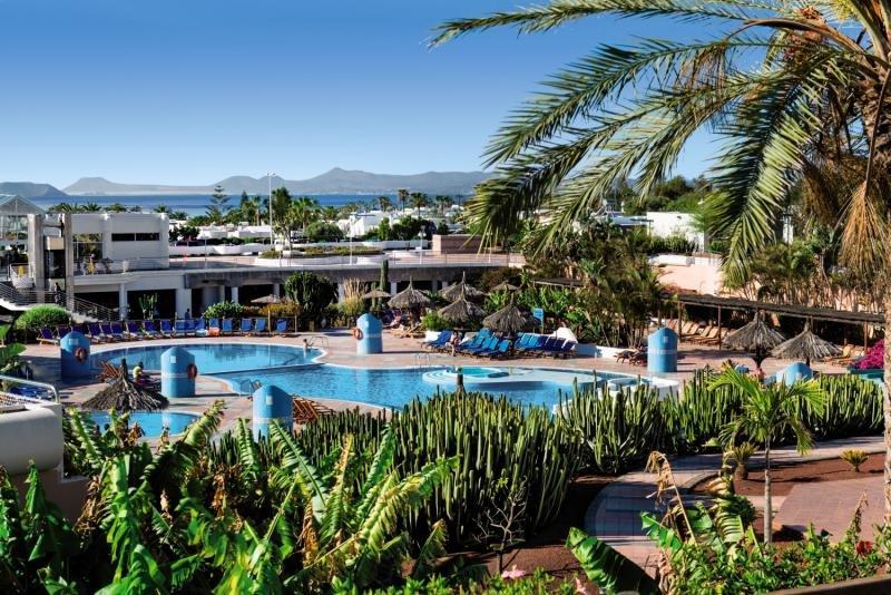 HL Club Playa Blanca Außenaufnahme