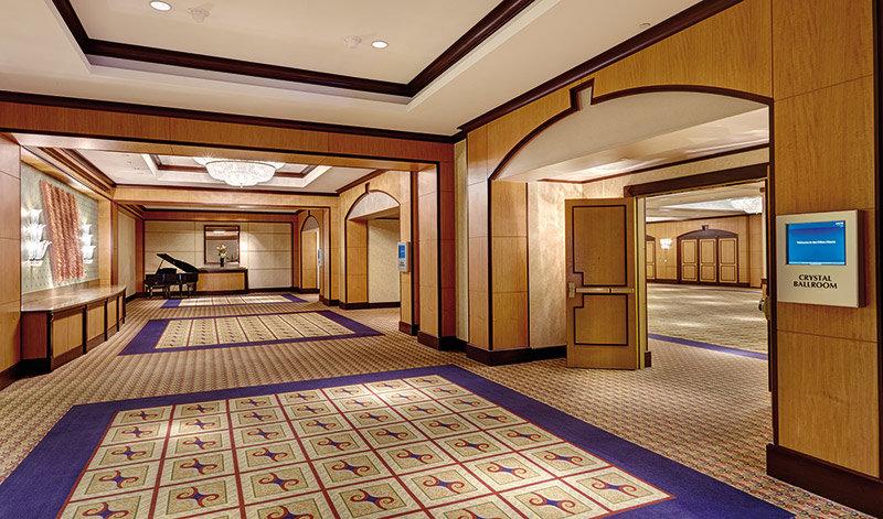 Hilton Atlanta Konferenzraum