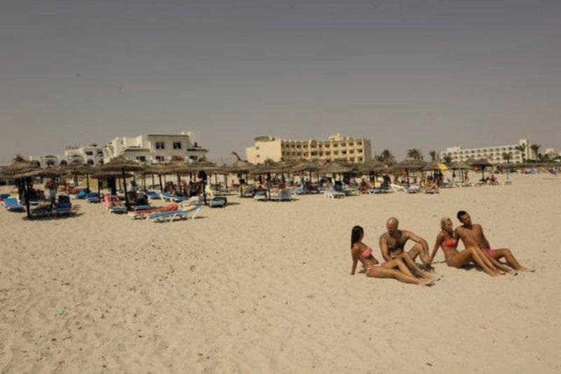 Topkapi Beach Strand