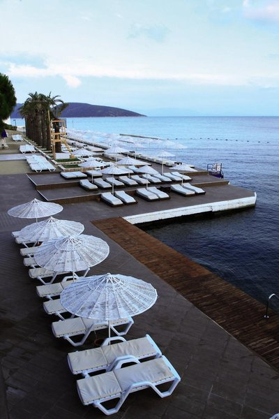 Bodrum Bay Resort Strand