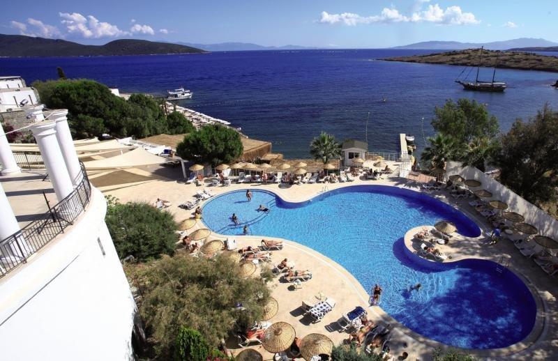 Bodrum Bay Resort Pool