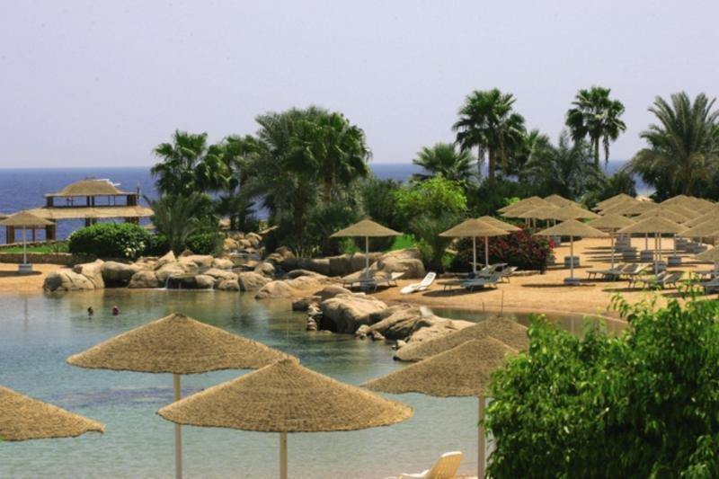 Domina Coral Bay King´s Lake Resort Strand