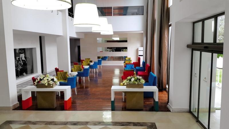 Serra Park  Lounge/Empfang