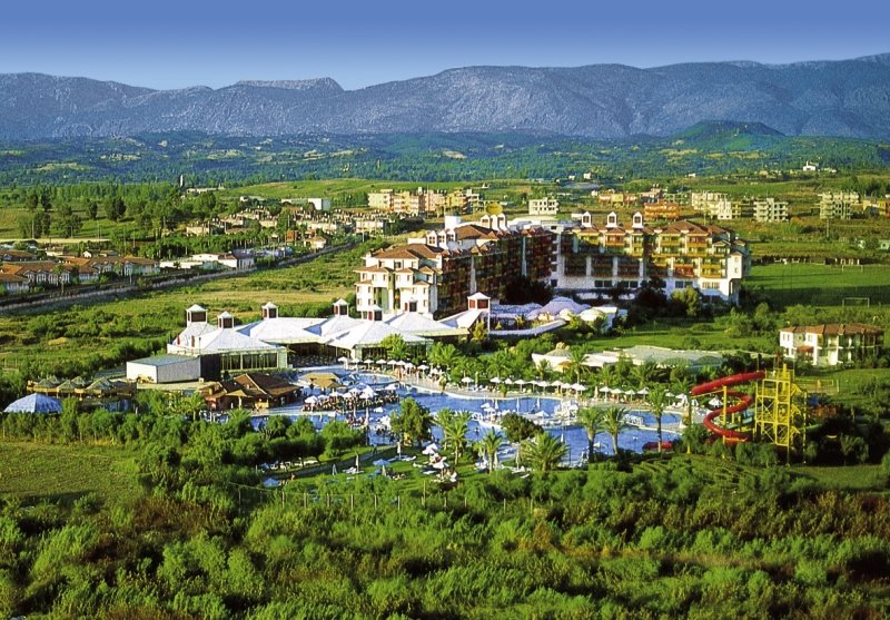 Selge Beach Resort & Spa - Halal Hotel Außenaufnahme