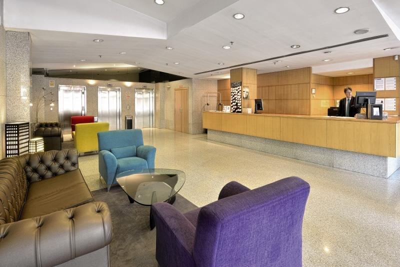 Tryp Alameda Lounge/Empfang