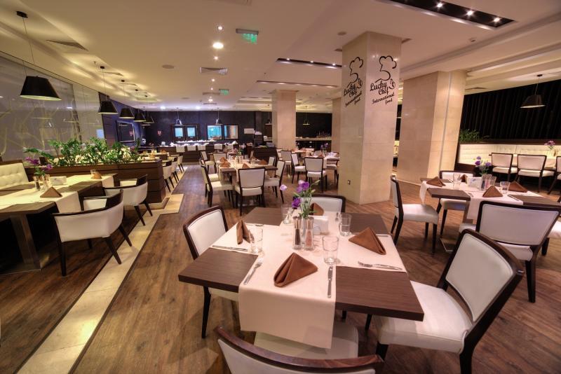 International Casino & Tower Suites Restaurant