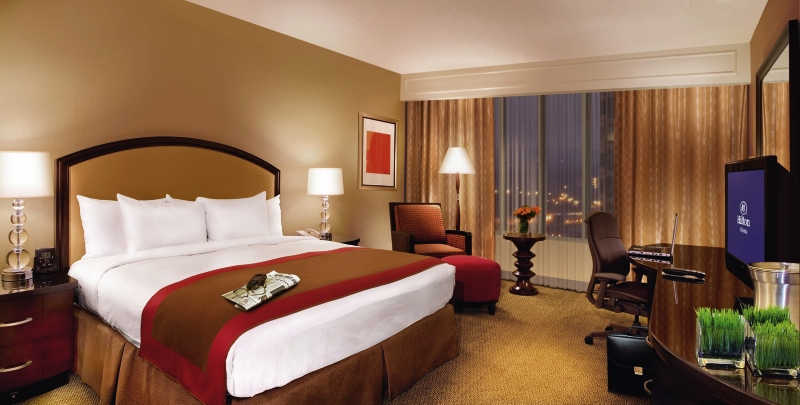Hilton Atlanta Wohnbeispiel