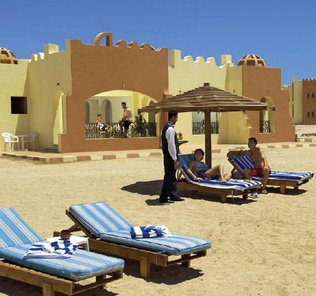 Sunrise Royal Makadi Aqua Resort Außenaufnahme