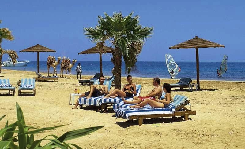 Sunrise Royal Makadi Aqua Resort Strand