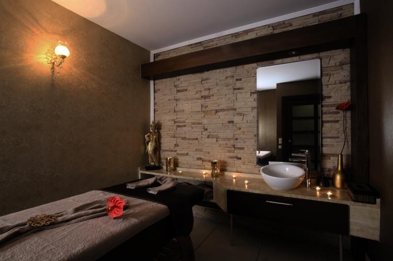 Bodrum Bay Resort Badezimmer