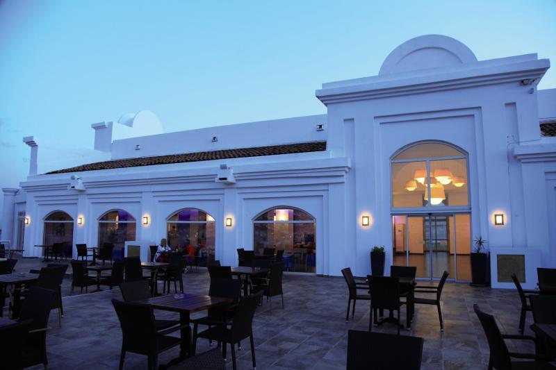 Bodrum Bay Resort Terrasse