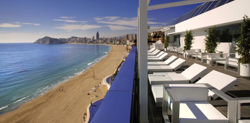 Magic Villa Del Mar Strand
