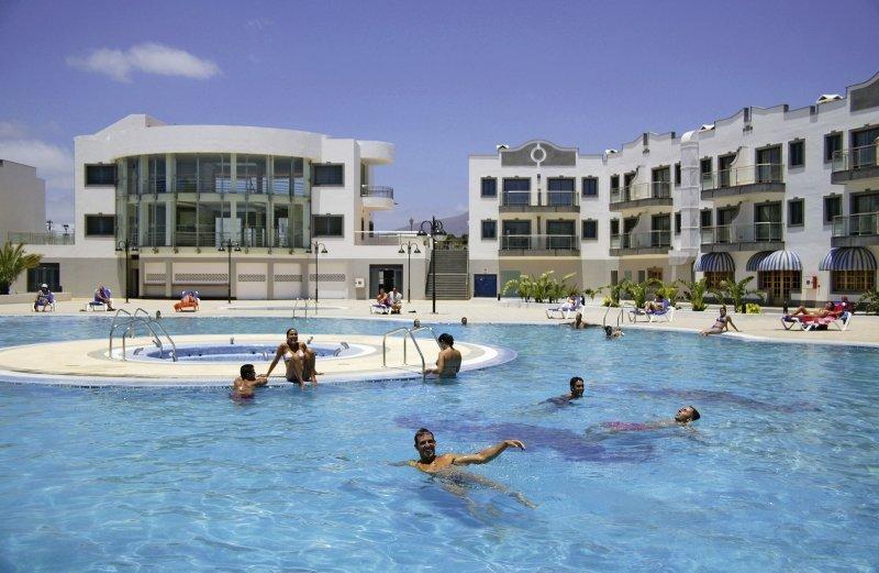 Aparthotel Rubimar Suite Playa Blanca Pool