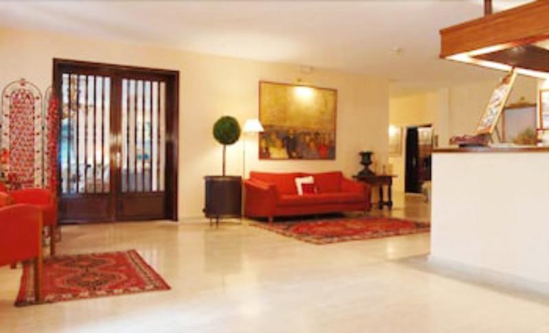Hotel Bahia Lounge/Empfang