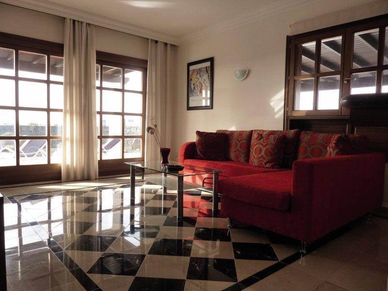 Villas Coral Deluxe Wohnbeispiel