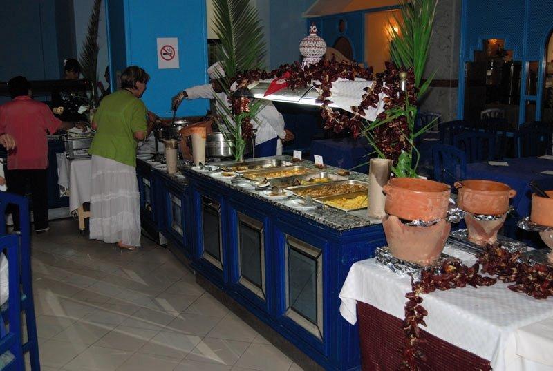 Topkapi Beach Restaurant