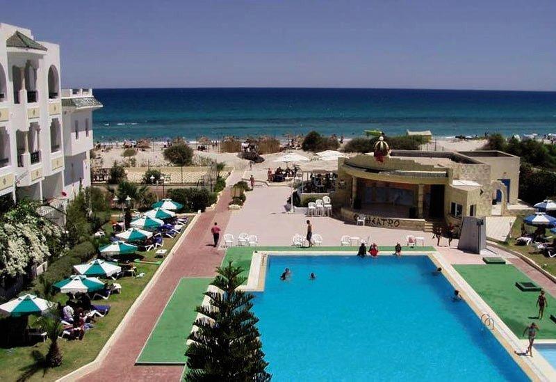 Topkapi Beach Pool