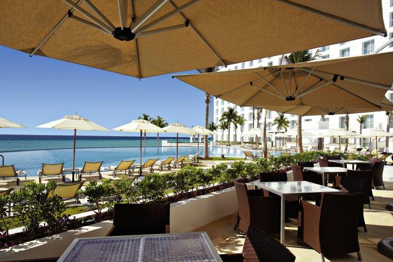Le Blanc Spa & Resort - Erwachsenenhotel Terrasse
