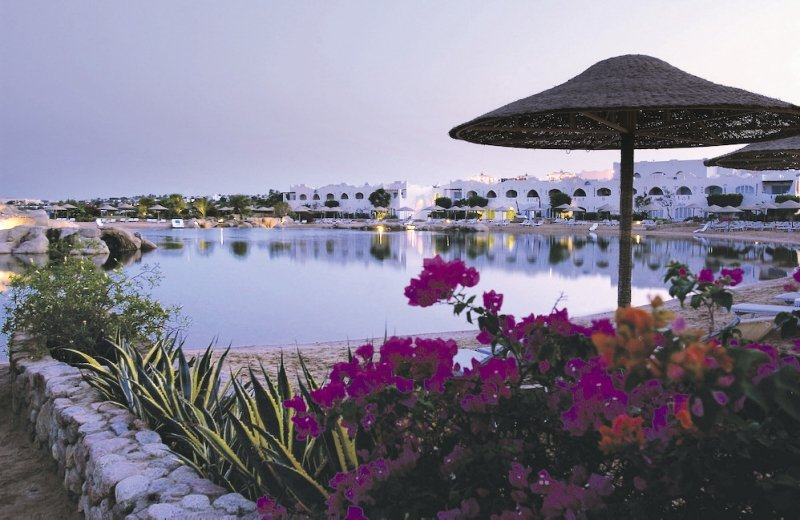Domina Coral Bay King´s Lake Resort Außenaufnahme