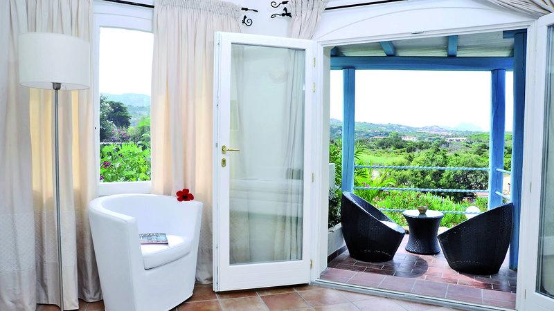 Urlaub im Park Hotel Resort Baia Sardinia - hier günstig online buchen