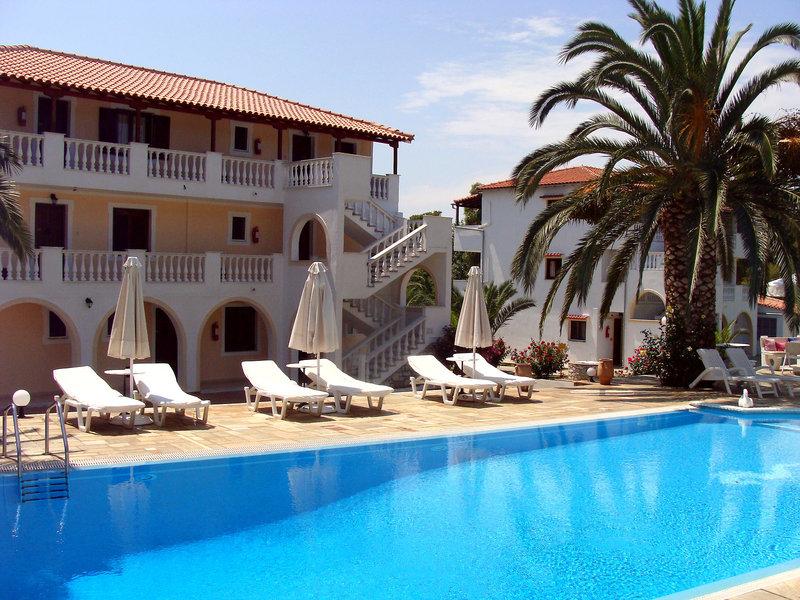 Urlaub im Christina Villa - hier günstig online buchen