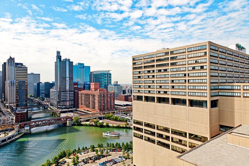 Urlaub im Holiday Inn Chicago Mart Plaza River North - hier günstig online buchen