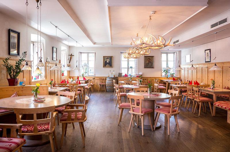 Bayerischer Hof Prien am Chiemsee Restaurant