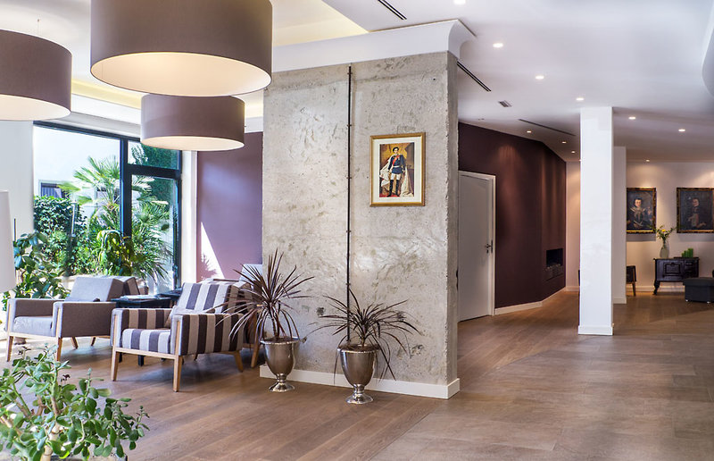 Bayerischer Hof Prien am Chiemsee Lounge/Empfang