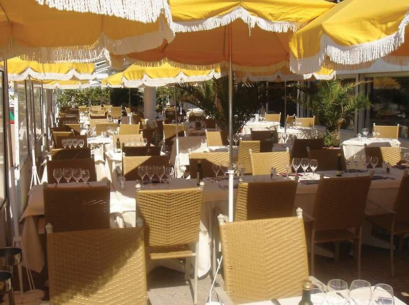 Cezanne Cannes Terrasse