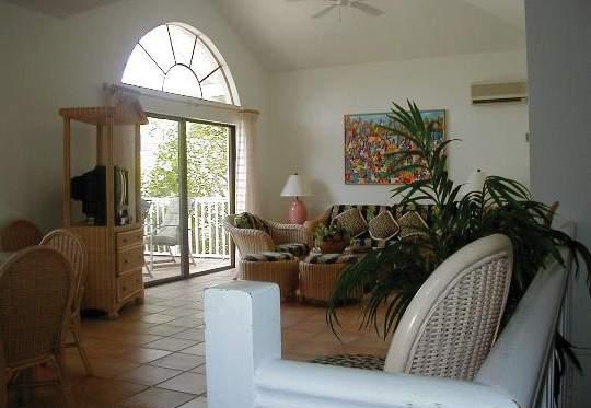 St.James Club Resort & Villas Lounge/Empfang