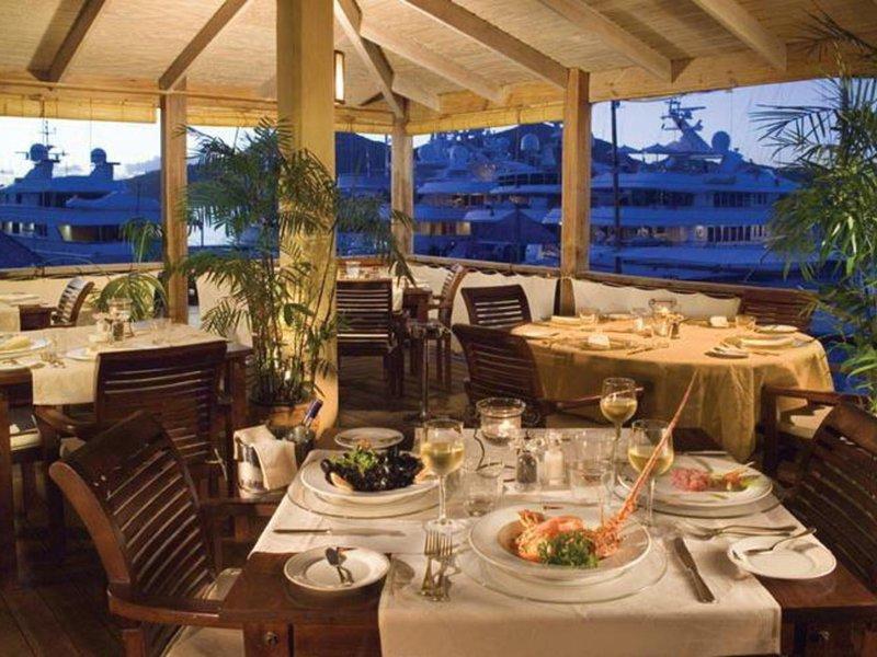 Antigua Yacht Club Marina Resort Restaurant