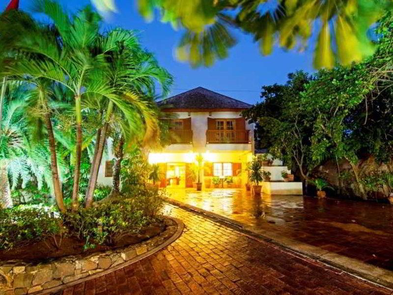 Antigua Yacht Club Marina Resort Garten