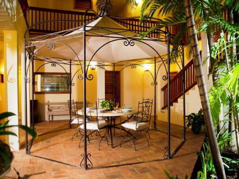 Antigua Yacht Club Marina Resort Lounge/Empfang