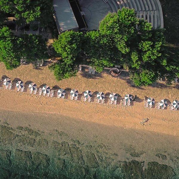 Waterman Supetrus Resort Tiere