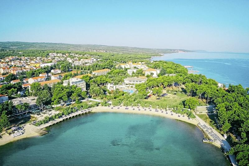 Waterman Supetrus Resort Landschaft