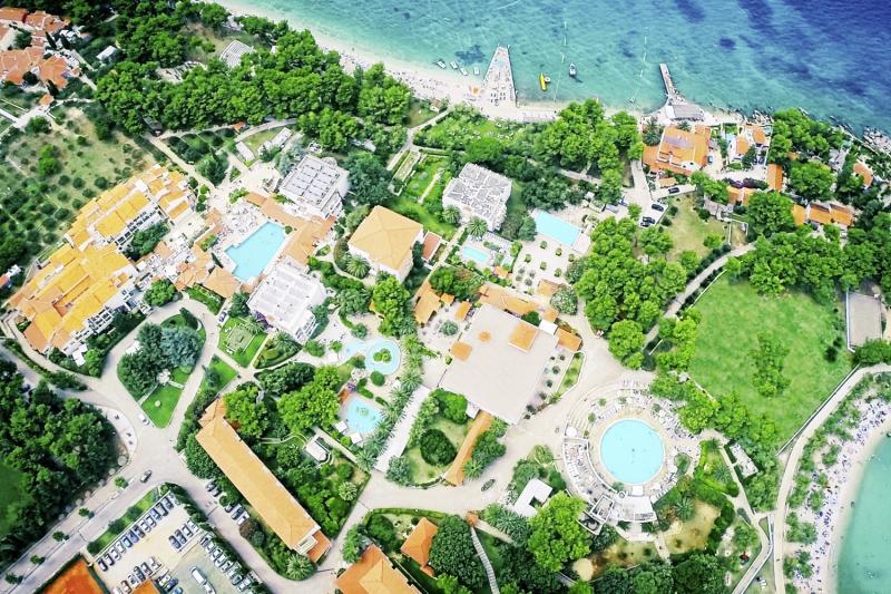 Waterman Supetrus Resort Modellaufnahme
